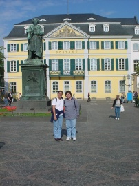 Bonn, Germany 2003