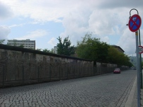 The Berlin Wall 2003